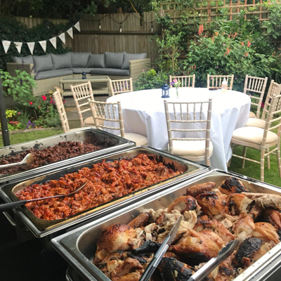 BBQ Catering in Surrey